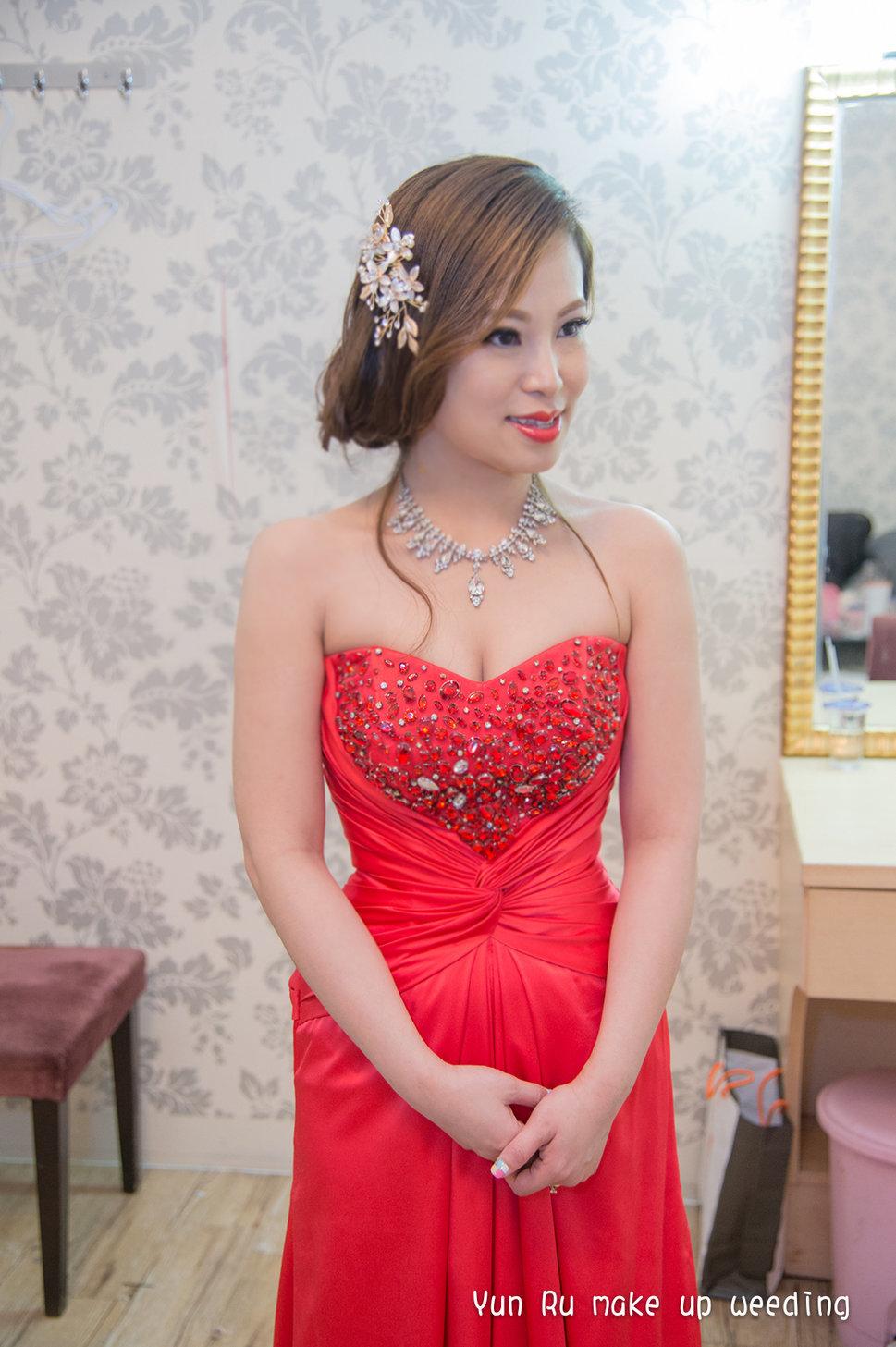 (編號:433555) - 韻如 新娘秘書 - 結婚吧一站式婚禮服務平台