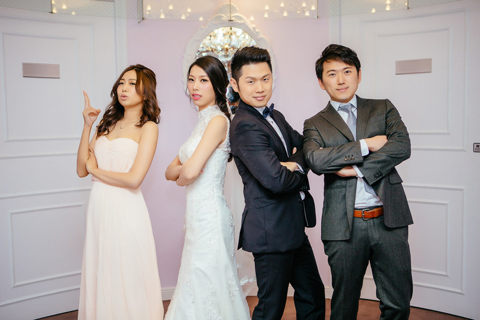 joyce&Albert  單午宴 @ 基隆彭園會館(編號:433704) - MS 婚紗攝影工作室 - 結婚吧一站式婚禮服務平台