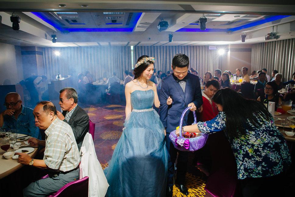 joyce&Albert  單午宴 @ 基隆彭園會館(編號:433731) - MS 婚紗攝影工作室 - 結婚吧一站式婚禮服務平台