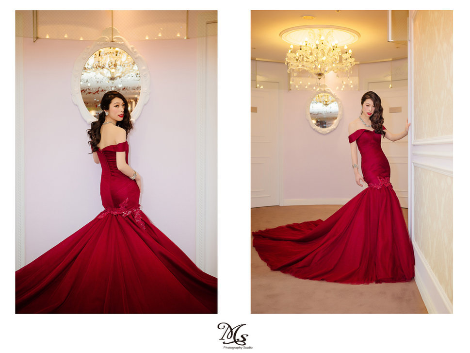 joyce&Albert  單午宴 @ 基隆彭園會館(編號:433776) - MS 婚紗攝影工作室 - 結婚吧一站式婚禮服務平台
