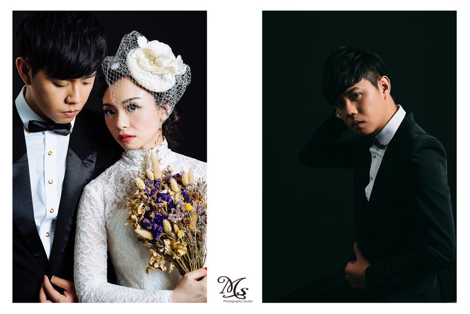 Kavis & Peishan  個性婚紗(編號:433812) - MS 婚紗攝影工作室 - 結婚吧一站式婚禮服務平台