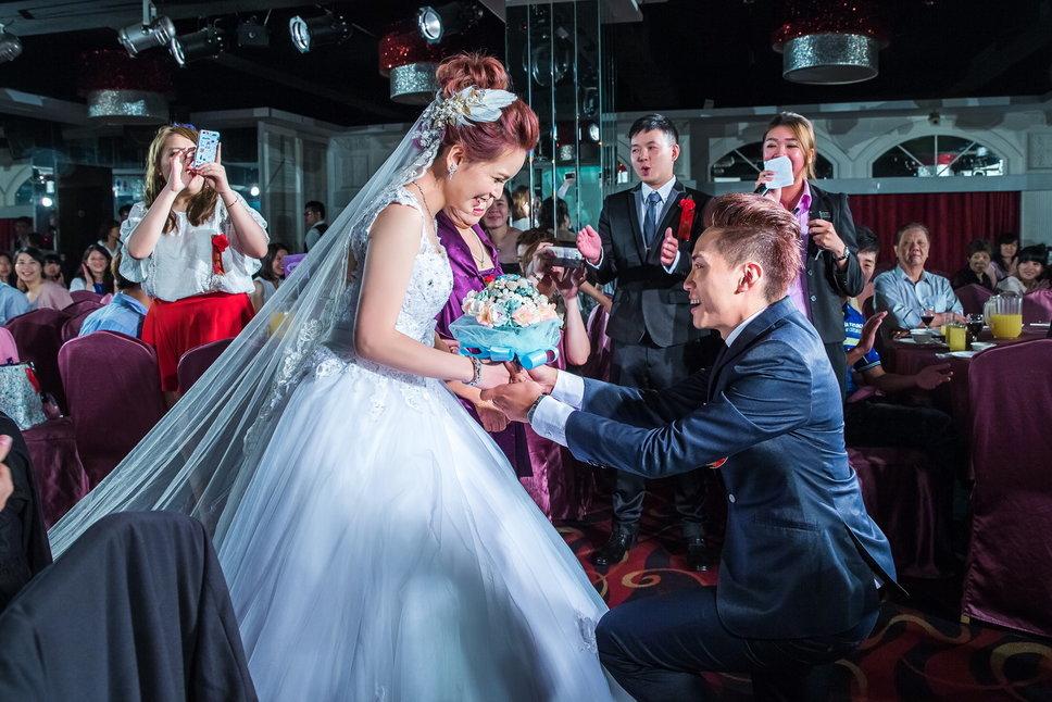 婚禮記錄-中和祥興水漾-婚攝阿卜(編號:433868) - 阿卜的攝影工作室 - 結婚吧一站式婚禮服務平台