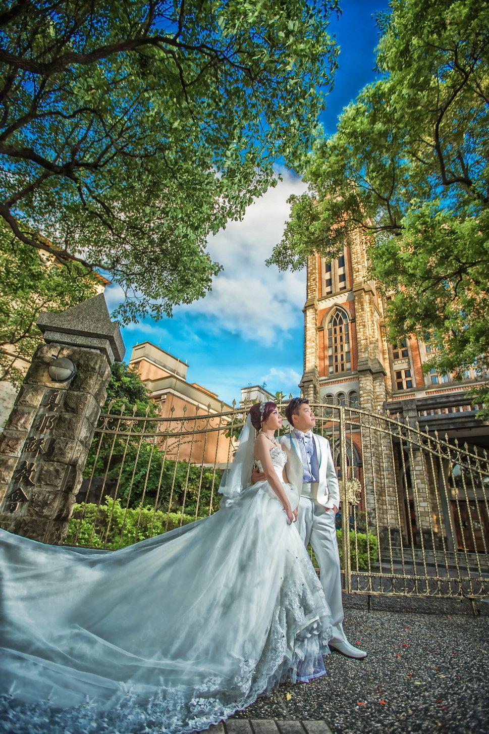 自助婚紗-淡水教堂-婚攝阿卜(編號:433919) - 阿卜的攝影工作室 - 結婚吧一站式婚禮服務平台