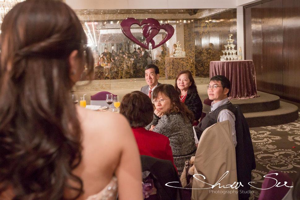 [婚攝] Carlton & Cynthia 台北 世貿三三 結婚晚宴(編號:467641) - Show Su Photography - 結婚吧一站