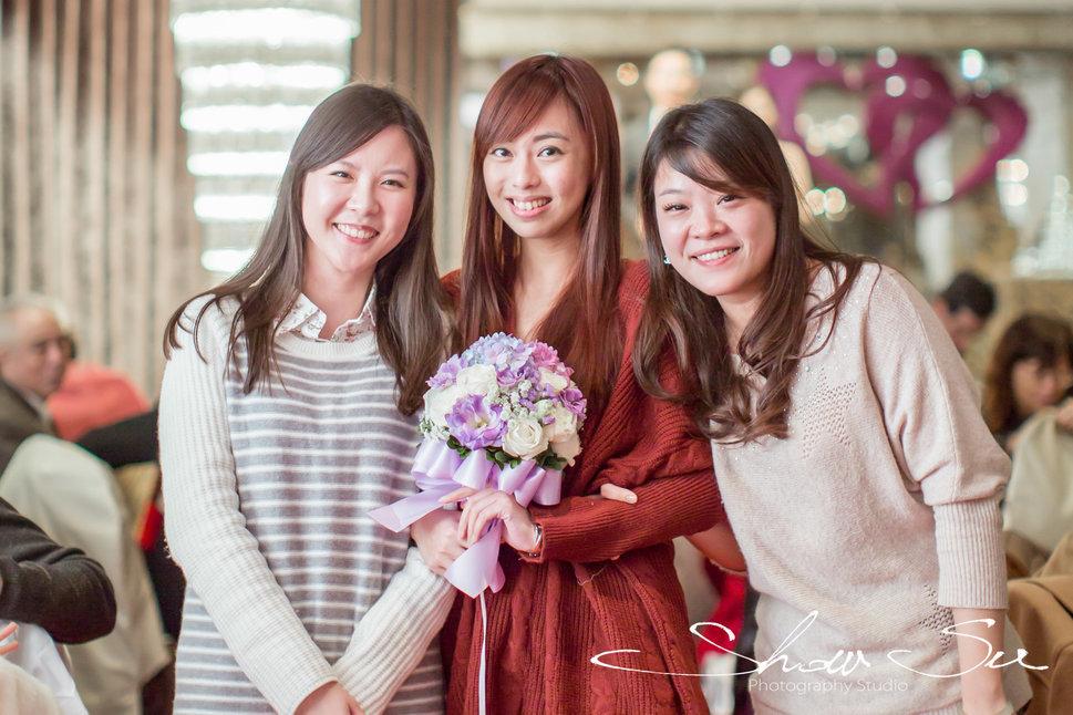 [婚攝] Carlton & Cynthia 台北 世貿三三 結婚晚宴(編號:467648) - Show Su Photography - 結婚吧一站