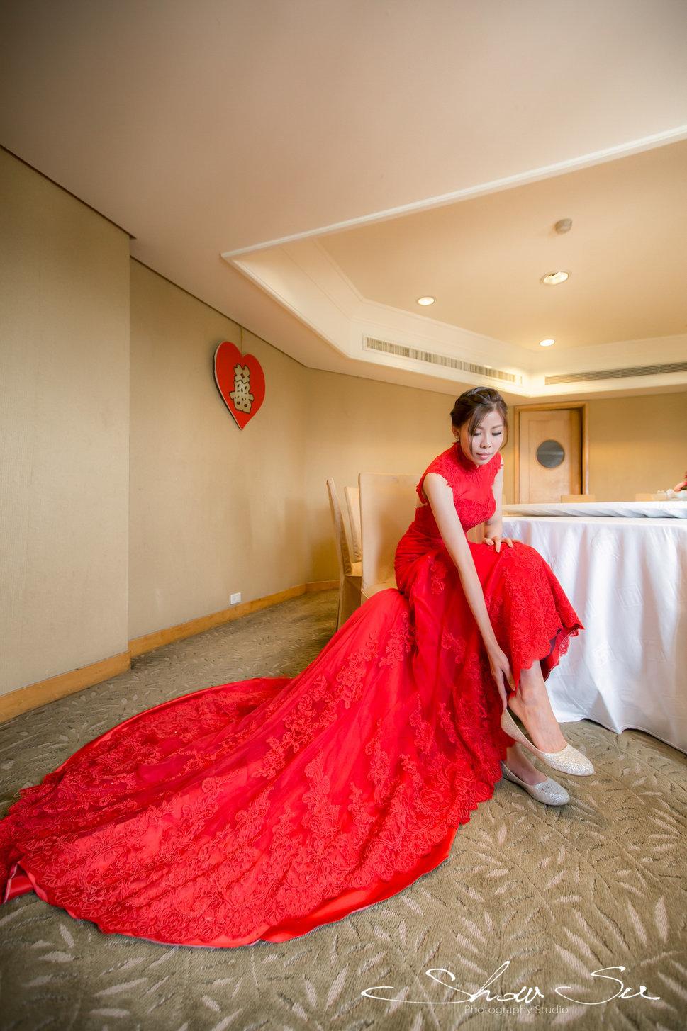 [婚攝] Alex & Carrie 高雄@國賓飯店│文定午宴(編號:513953) - Show Su Photography - 結婚吧一站式婚禮服