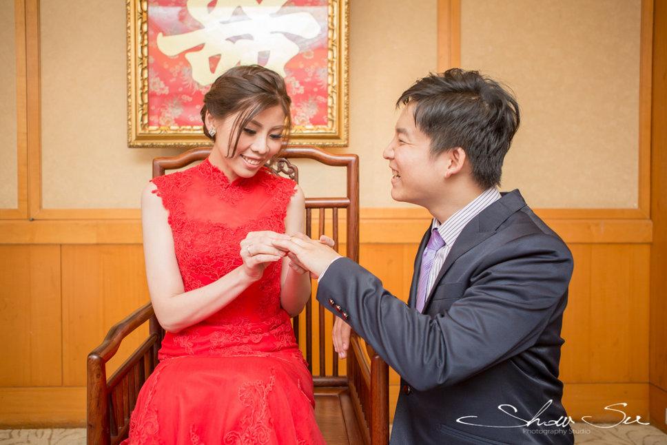 [婚攝] Alex & Carrie│高雄@國賓飯店│文定午宴(編號:513968) - Show Su Photography - 結婚吧一站式婚禮服