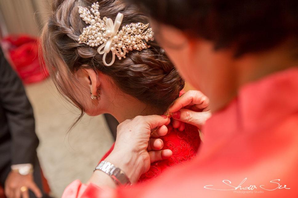 [婚攝] Alex & Carrie│高雄@國賓飯店│文定午宴(編號:513972) - Show Su Photography - 結婚吧一站式婚禮服