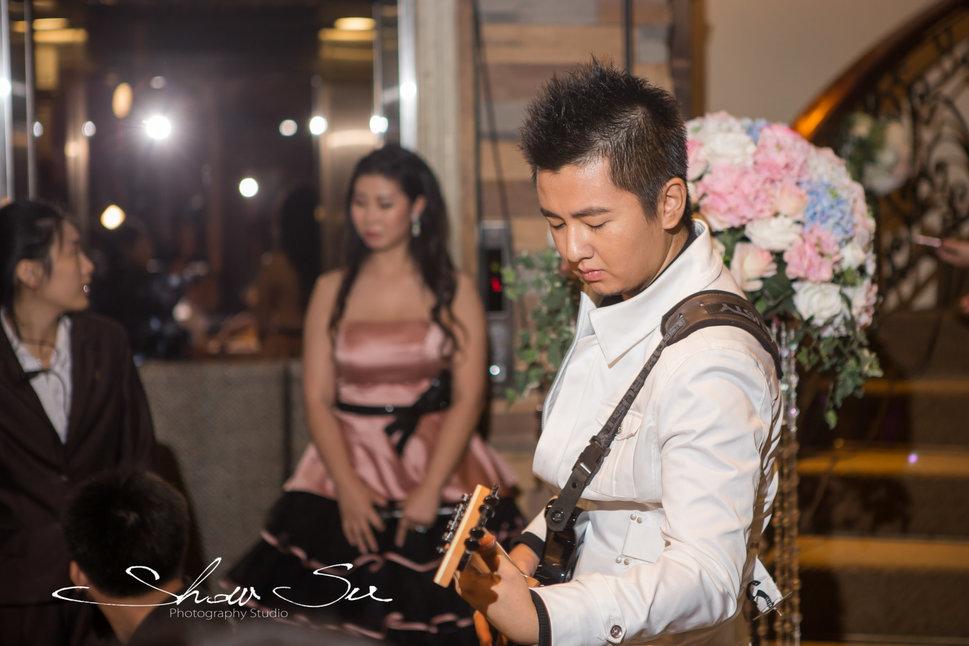 [婚攝] Leo & Carissa│桃園@響悅花園會館│婚禮紀錄(編號:549949) - Show Su Photography - 結婚吧一站式婚