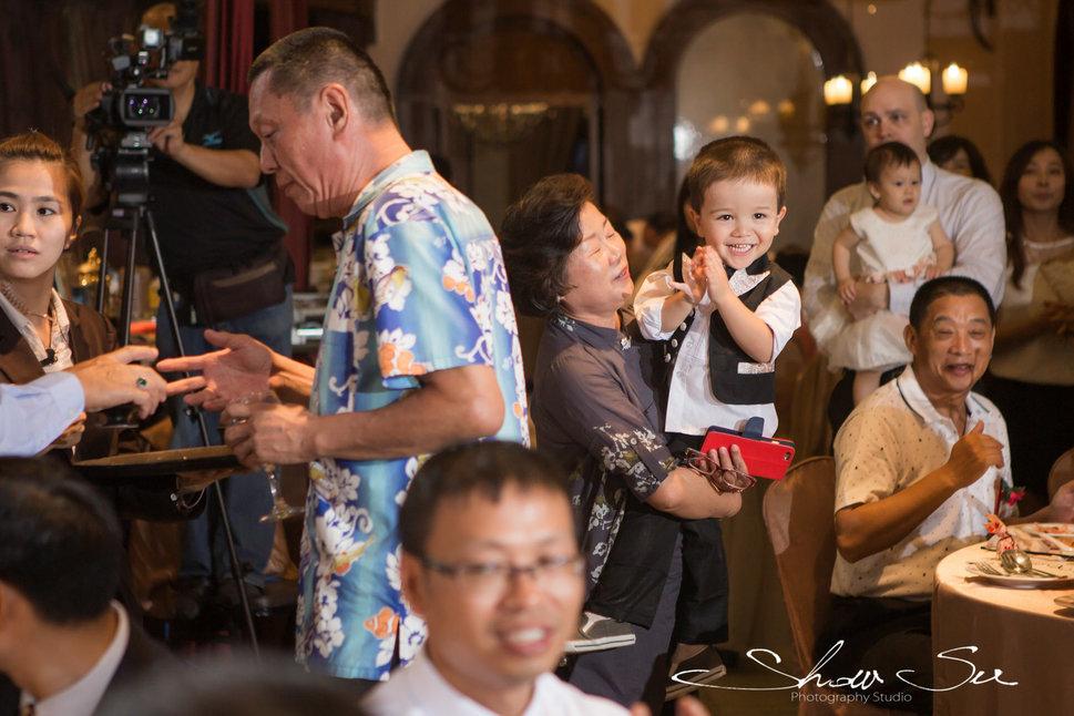 [婚攝] Leo & Carissa│桃園@響悅花園會館│婚禮紀錄(編號:549965) - Show Su Photography - 結婚吧一站式婚
