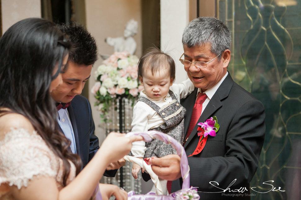 [婚攝] Leo & Carissa│桃園@響悅花園會館│婚禮紀錄(編號:549986) - Show Su Photography - 結婚吧一站式婚