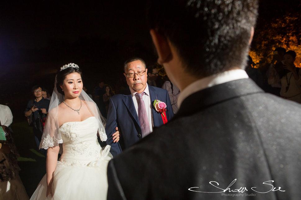 [婚攝] Leo & Carissa│桃園@響悅花園會館│婚禮紀錄(編號:550007) - Show Su Photography - 結婚吧一站式婚