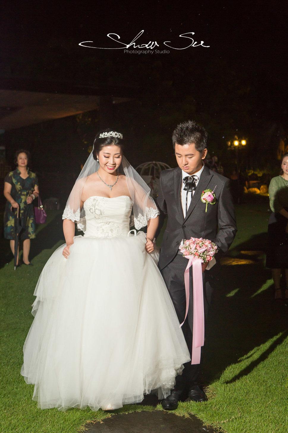[婚攝] Leo & Carissa│桃園@響悅花園會館│婚禮紀錄(編號:550012) - Show Su Photography - 結婚吧一站式婚