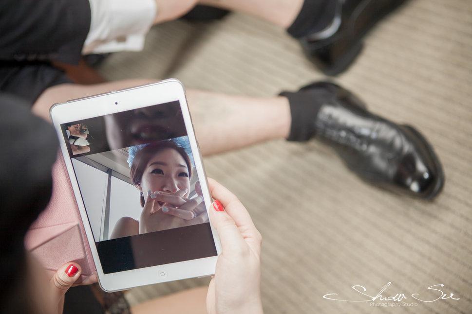 [婚攝] Steve & Maggie 台北@晶華酒店│迎娶儀式(編號:550053) - Show Su Photography - 結婚吧一站式婚禮