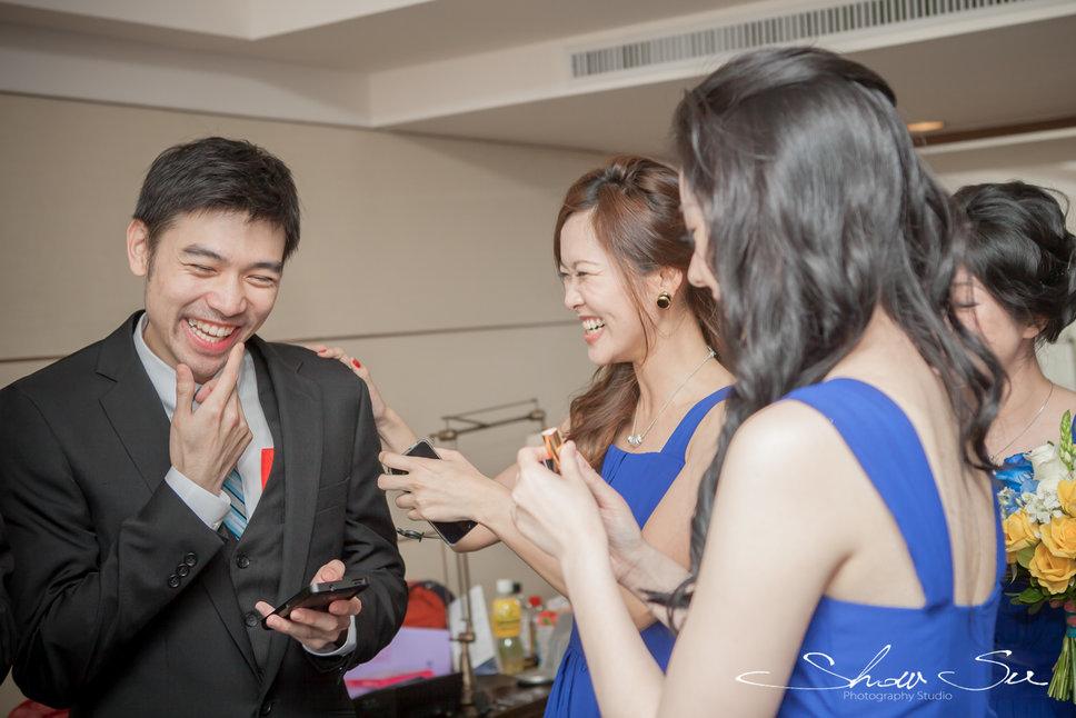 [婚攝] Steve & Maggie 台北@晶華酒店│迎娶儀式(編號:550057) - Show Su Photography - 結婚吧一站式婚禮