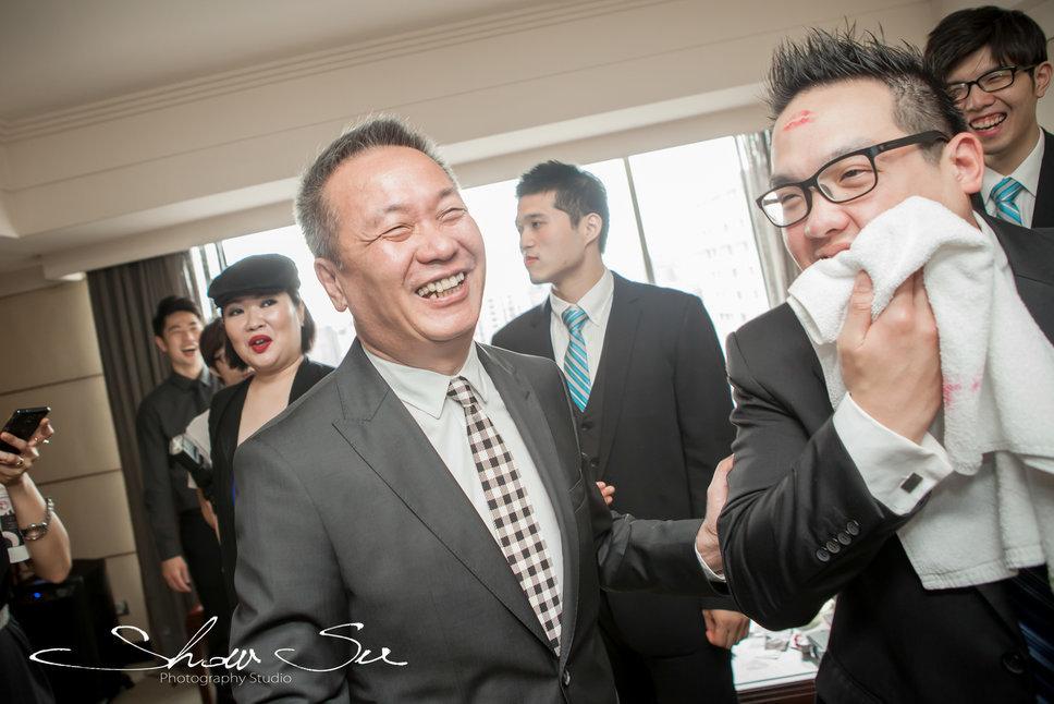 [婚攝] Steve & Maggie│台北@晶華酒店│迎娶儀式(編號:550070) - Show Su Photography - 結婚吧一站式婚禮