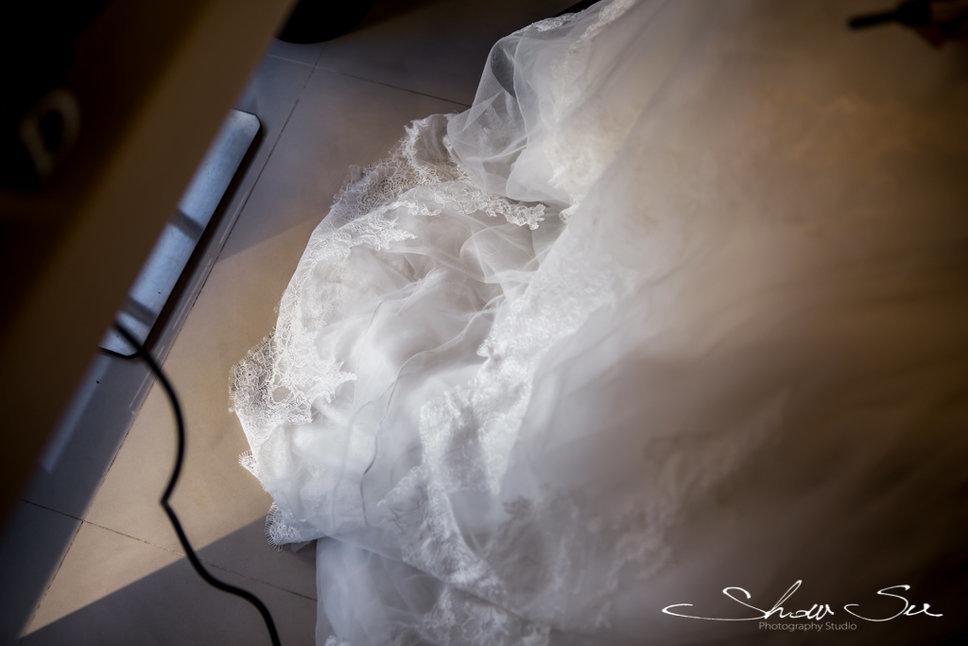 [婚攝] Aaron & Zoe│桃園@羅莎會館│結婚午宴(編號:550109) - Show Su Photography - 結婚吧一站式婚禮服務平