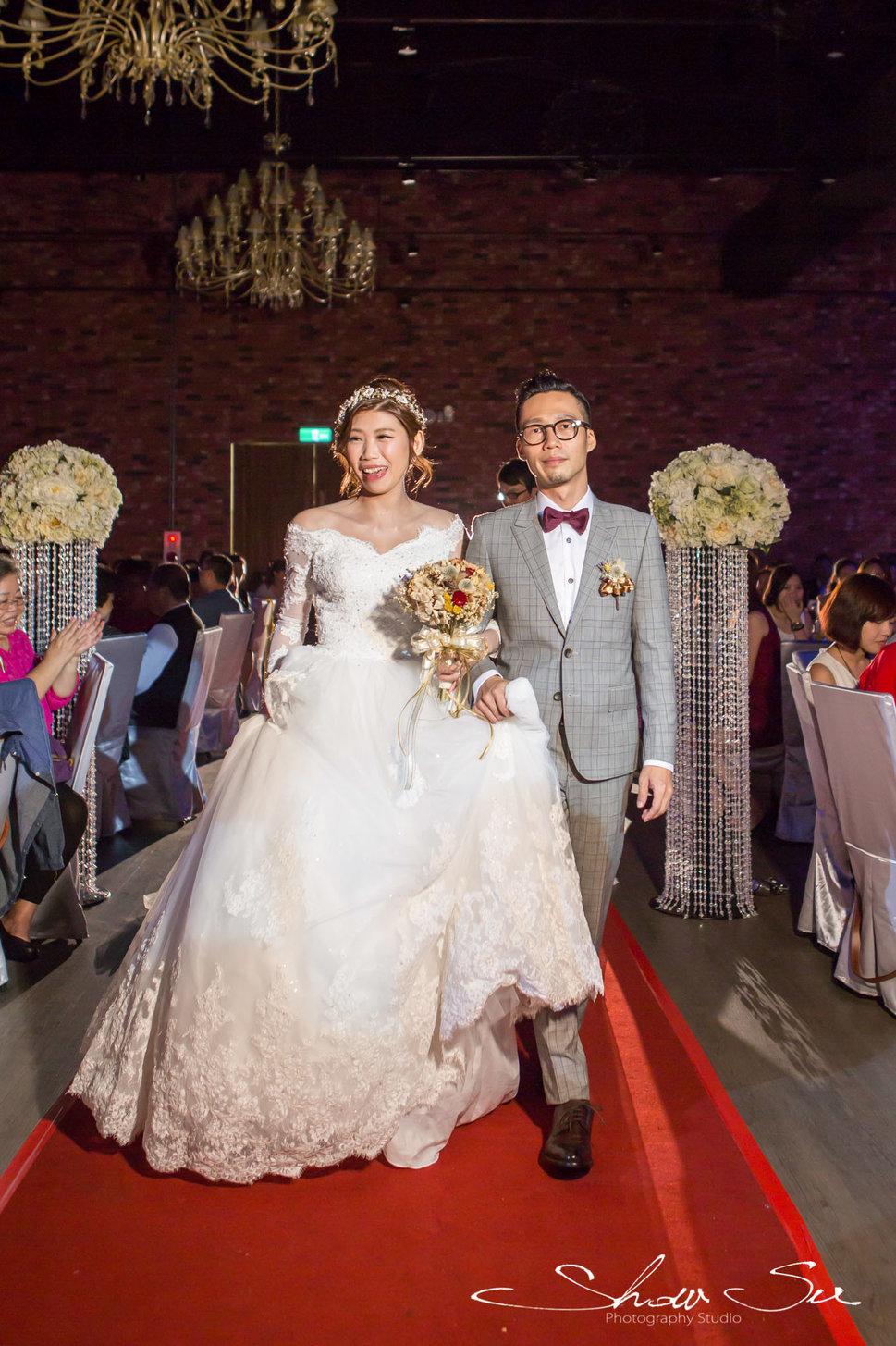 [婚攝] Ian & Claire│台北@1919婚宴廣場│結婚午宴@婚禮紀錄(編號:550235) - Show Su Photography - 結