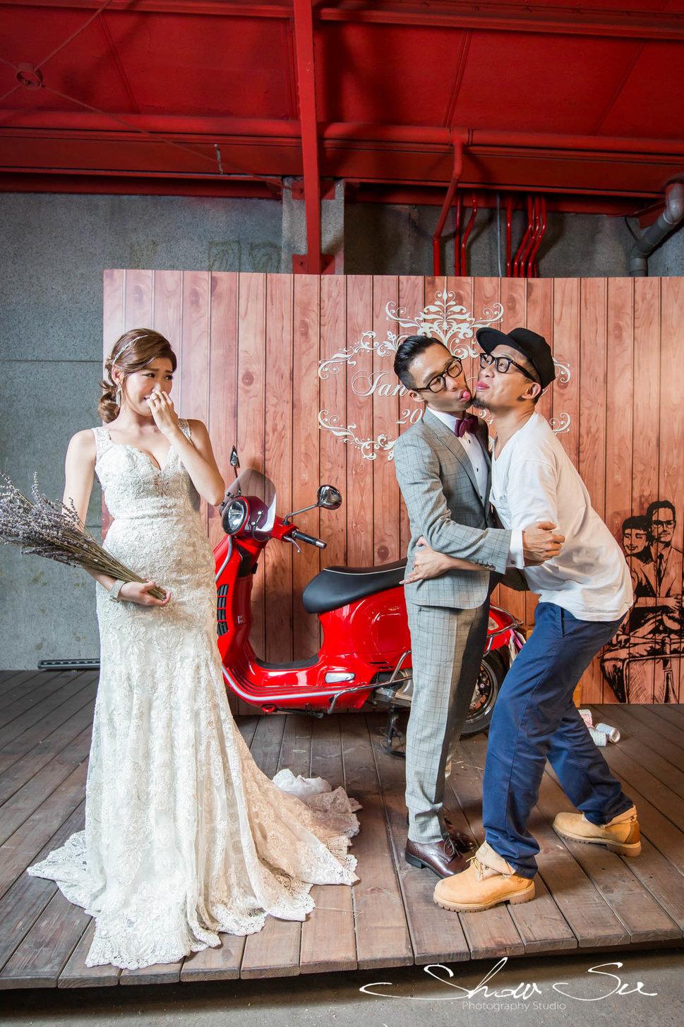 [婚攝] Ian & Claire│台北@1919婚宴廣場│結婚午宴@婚禮紀錄(編號:550293) - Show Su Photography - 結