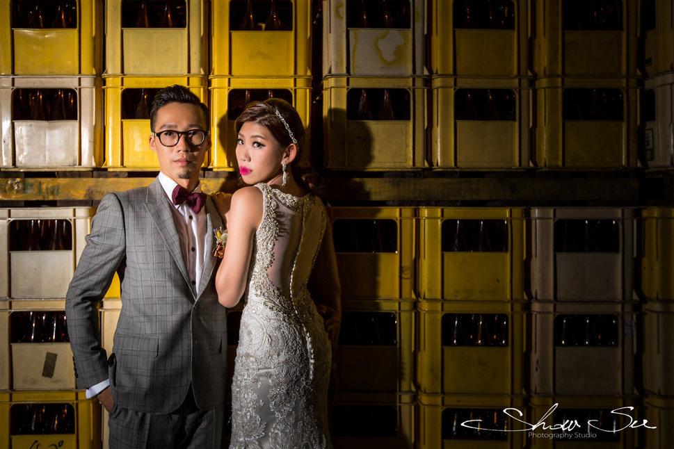 [婚攝] Ian & Claire│台北@1919婚宴廣場│結婚午宴@婚禮紀錄(編號:550299) - Show Su Photography - 結