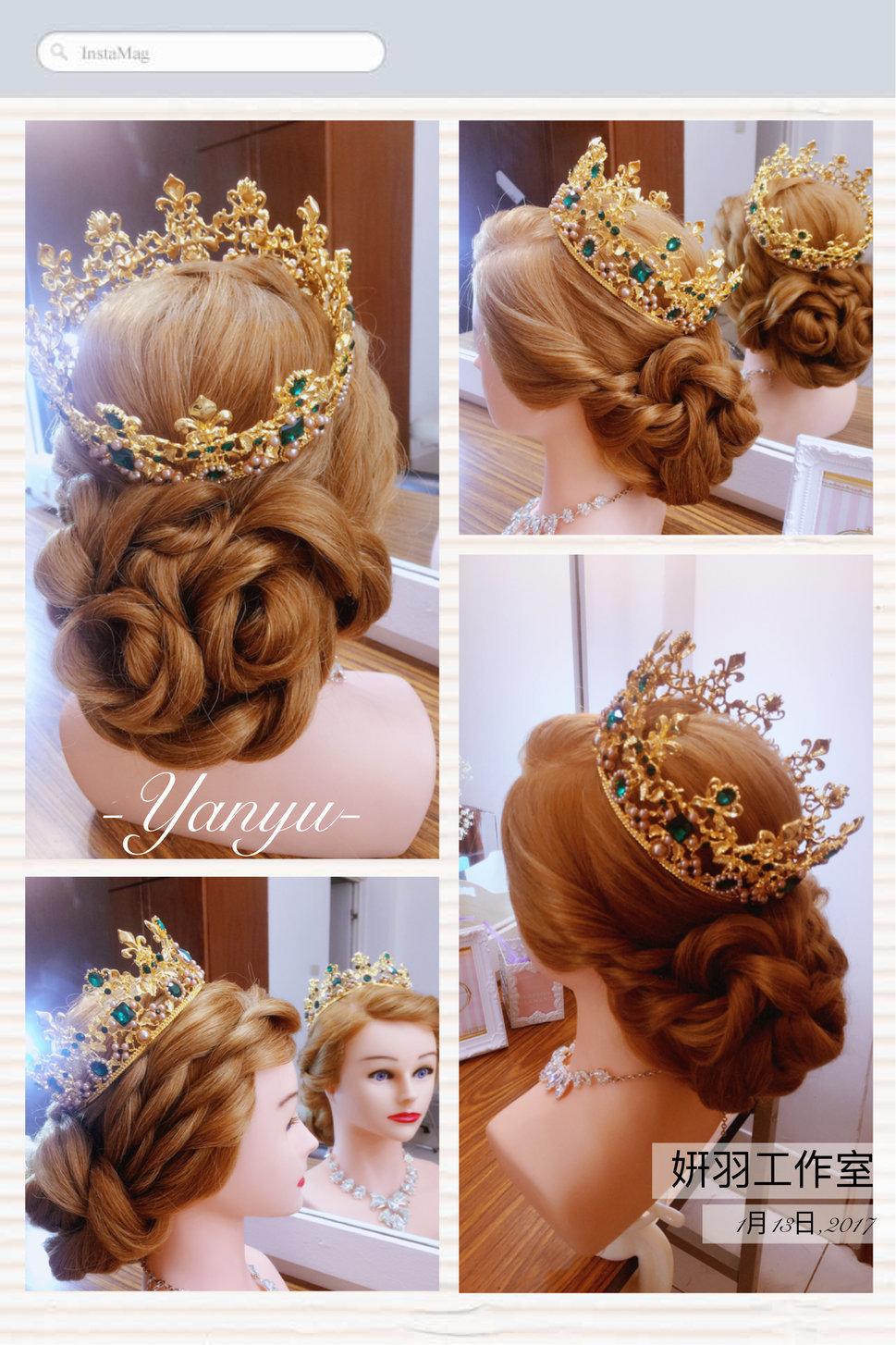 巴洛克公主(編號:551532) - 姸羽工作室 - 結婚吧一站式婚禮服務平台