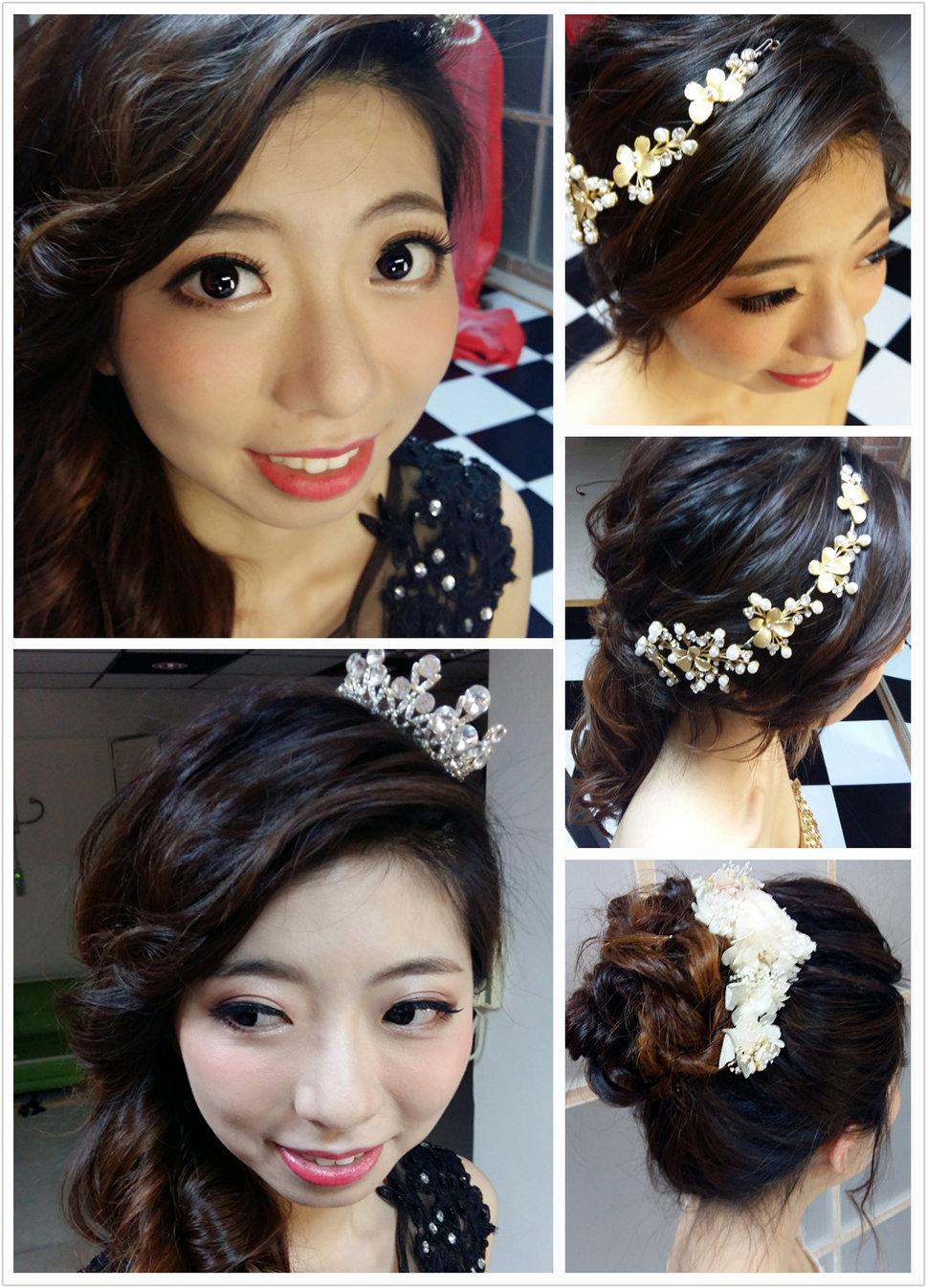 妝髮造型(編號:551889) - Claire chiu - 結婚吧一站式婚禮服務平台