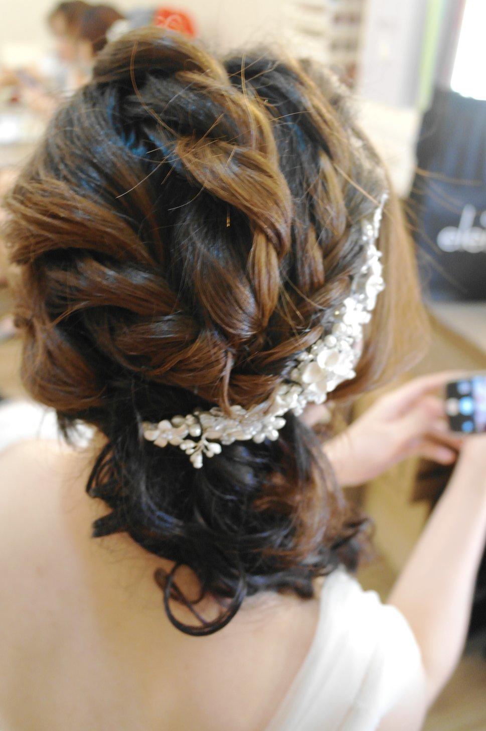 妝髮造型(編號:551902) - Claire chiu - 結婚吧一站式婚禮服務平台
