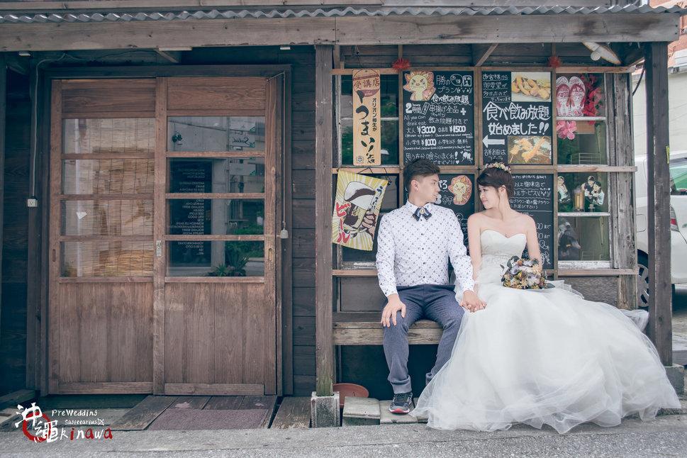 嘉麟 & 胤芳 Overseas Pre Wedding For Okinawa 沖繩海外婚紗(編號:551964) - 射手的天空 / 海外婚紗 婚禮