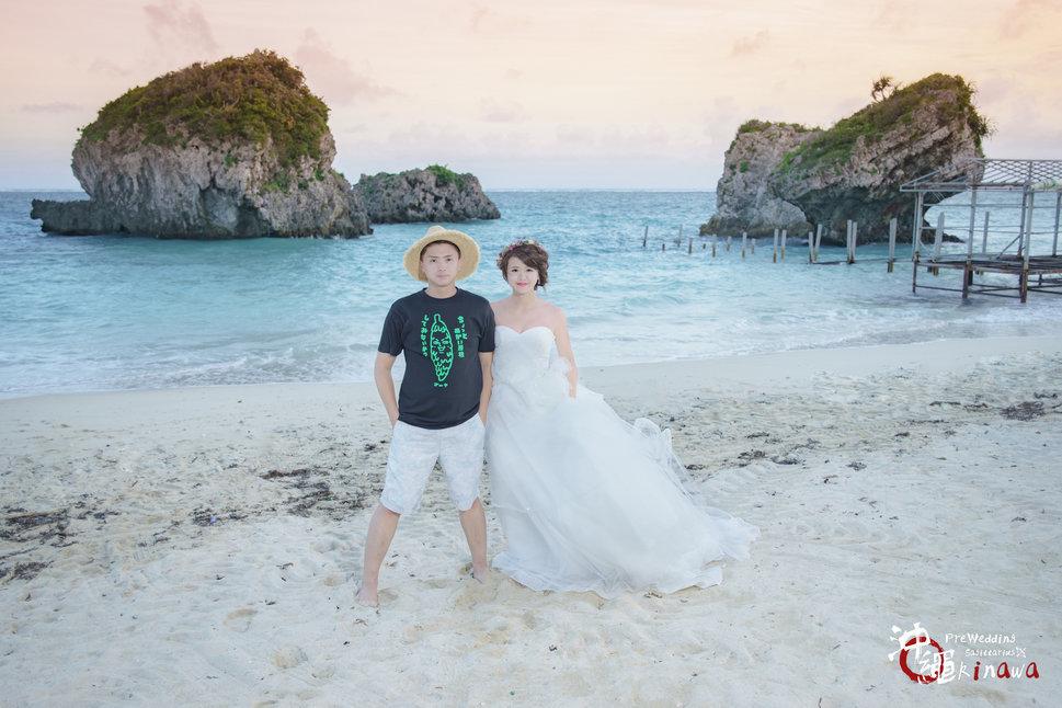 嘉麟 & 胤芳 Overseas Pre Wedding For Okinawa 沖繩海外婚紗(編號:551977) - 射手的天空 / 海外婚紗 婚禮