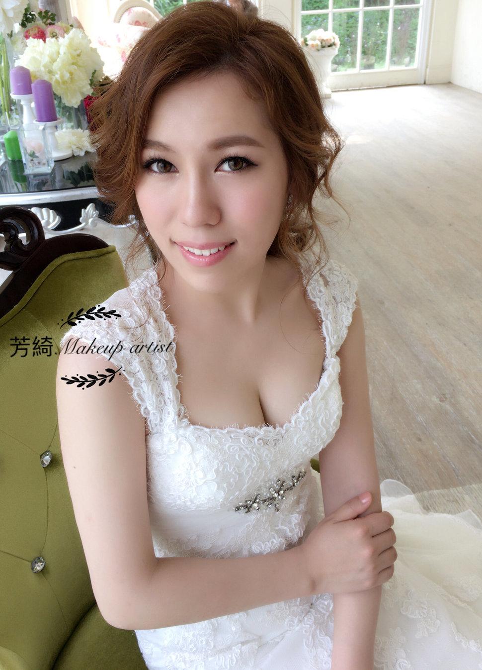 (編號:52419) - 新娘秘書范芳綺 - 結婚吧一站式婚禮服務平台