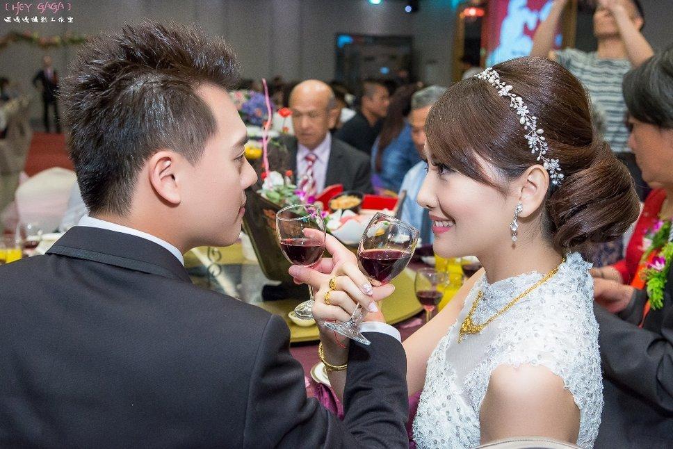 婚禮紀錄(編號:2465) - HGG Image 嘿嘎嘎攝影工作室 - 結婚吧一站式婚禮服務平台