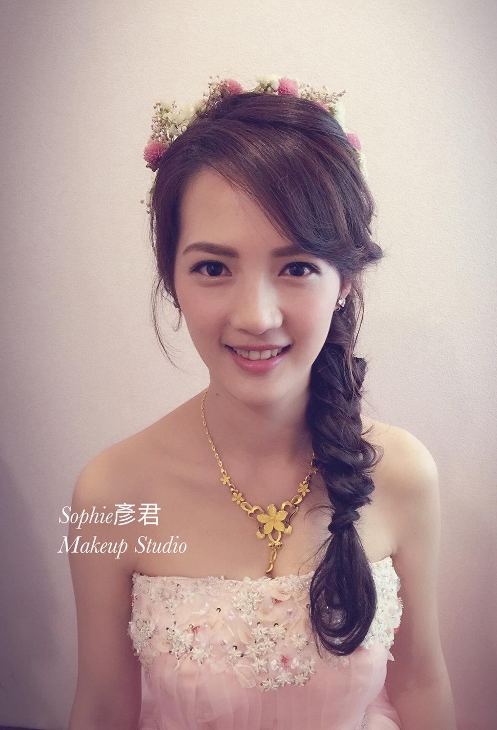 (編號:867300) - Sophie彥君 彩妝造型工作室 - 結婚吧一站式婚禮服務平台