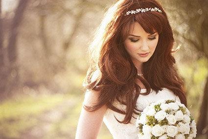 除了婚紗之外的煩惱 挑選新娘髮型指南