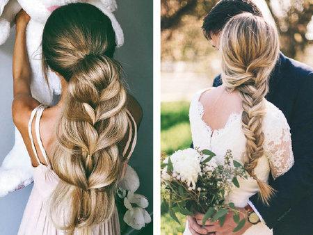 從頭到腳都幫您設想周到,伴娘造型推薦分享!氣質新娘不可錯過的低馬尾髮型