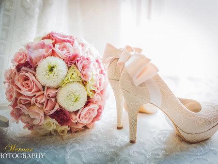難以敵擋的夢幻!讓新娘無法抗拒的20雙浪漫婚鞋